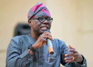 lagos coronavirus Babajide Sanwo-Olu, the governor of Lagos State