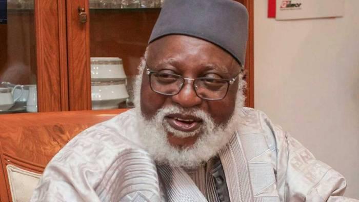 Abdulsalami Abubakar, Garba Shehu, Ayo Adebanjo