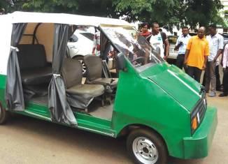 Charles Igwe, Benjamin Ozumba, Jelani Aliyu, David Oyetunji