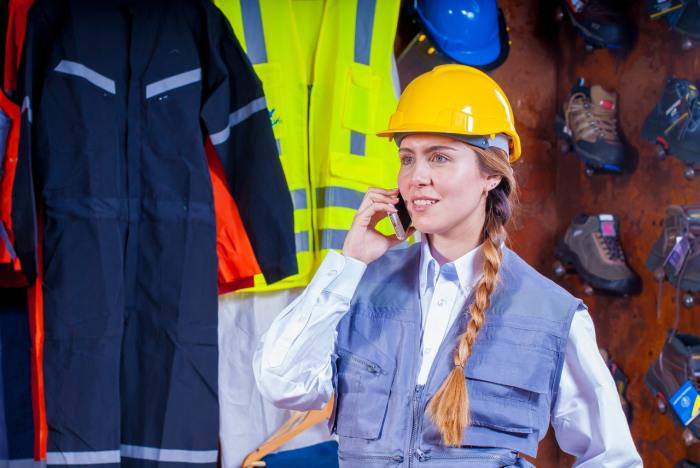 engineering woman