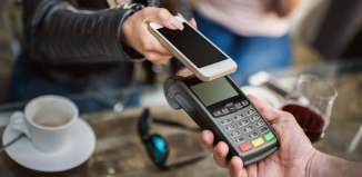 CASH cashless society cash POS phone payment