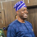 Seyi Makinde, the governor of Oyo State