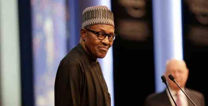President Muhammadu Buhari has appointed a cabinet of political allies. Andre Pain/EPA-EFE