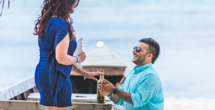 happy couple couple in love marriage proposal couple on a date