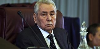 Abdelkader Bensalah, Abdelaziz Bouteflika,