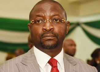 Sunday Dare, the minister of youth development and sports