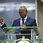Tunde Bakare, the presiding pastor of the Latter Saints Assembly