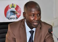 Ibrahim Magu, acting chairman of the Economic and Financial Crimes Commission,