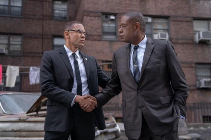 crime boss Bumpy Johnson Godfather of Harlem