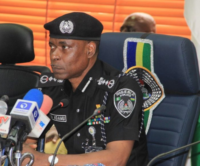 Mohammed Adamu, Nigeria's inspector general of police, protest appeal sars swat