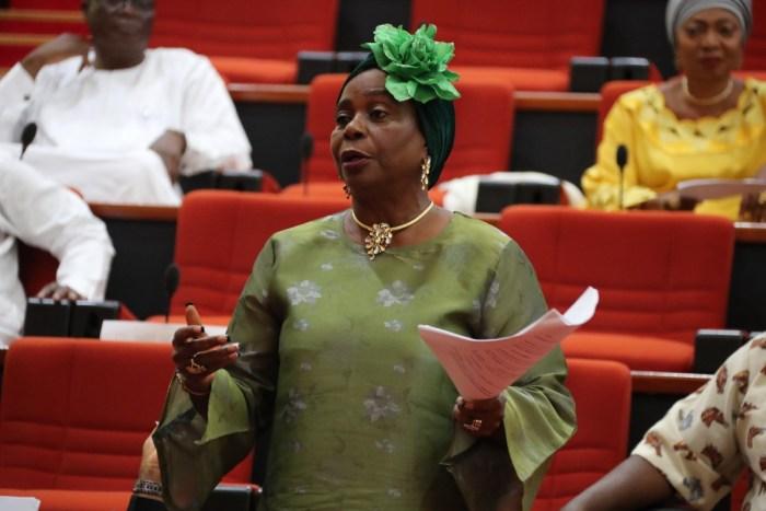 Biodun Olujimi, senator representing Ekiti South | NAN