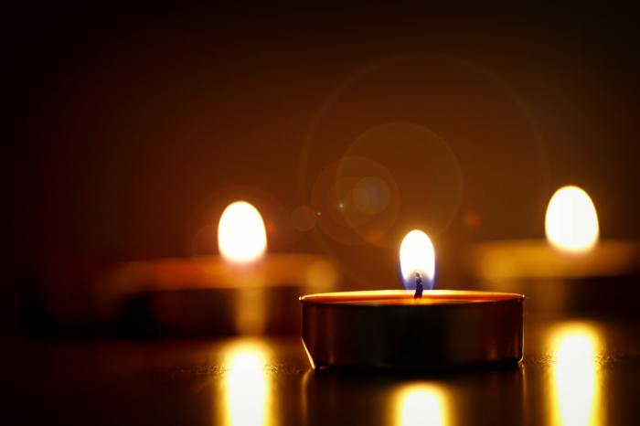 candles death lagos
