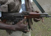 Ak-47, Gunmen criminals kidnappers