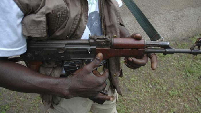 Ak-47, Gunmen criminals kidnappers female students