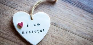 gratitude thank you daily encourager
