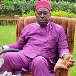 Damian Okeke-Ogene, the president of Ohanaeze Ndigbo