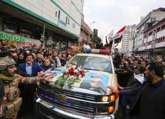 Qasem Soleimani, Ayatollah Ali Khamenei,