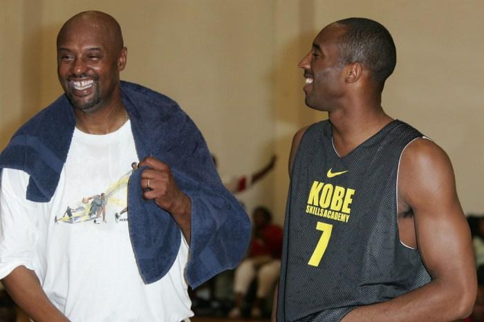 Kobe Bryant Joe Bryant