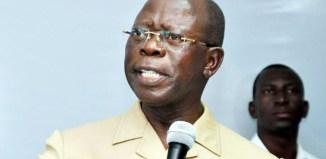 APC, Obaseki Oshiomhole Edo State The Trent