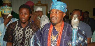 Oba Abdulrasheed Adewale Akanbi, Oluwo of Iwo