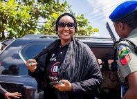 Sadiya Farouq, humanitarian affairs minister and rumoured mistress of President Muhammadu Buhari