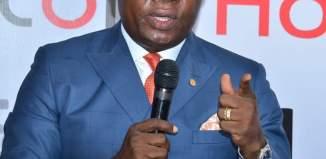 Nigerian Business Leader and Philanthropist, Valentine Ozigbo
