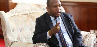 Kenya Governor Coronavirus