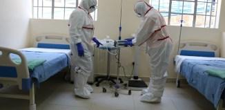 coronavirus COVID-19 pandemic