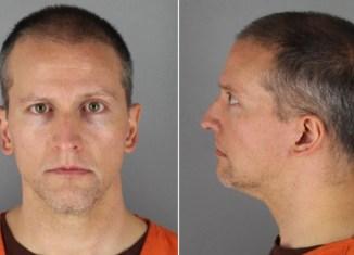 divorce George Floyd killer cop Derek Chauvin