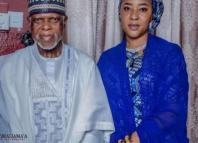 Nigeria's Customs Service Boss, Hameed Ali, Marries New Wife