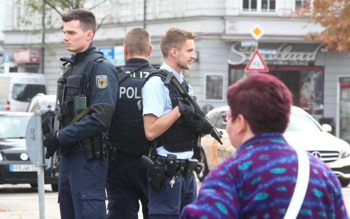 Austrian Police Vienna