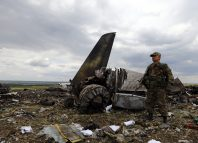 Ukraine Military Plance Crash