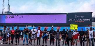 Lekki Toll Gate #endsars Protest yorubaland lekki tollgate