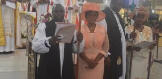 The Rt. Revd. Ven. Rufus Victor Ajileye Adepoju anglican
