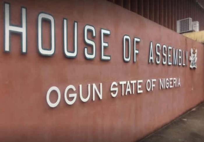 Ogun house of assembly impeached