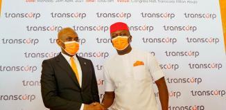 Valentine Ozigbo Transcorp Plc