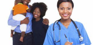 nurse family life career