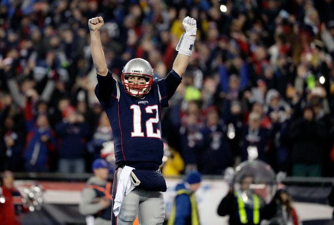Deep Down, You Always Knew It Would Come Down To Tom Brady