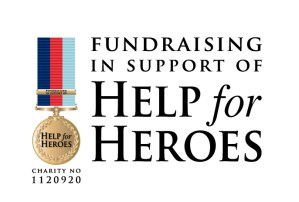 The Help for Heroes Official Logo