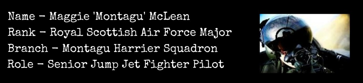 The Tribulation Soldier Characters Image Maggie McLean