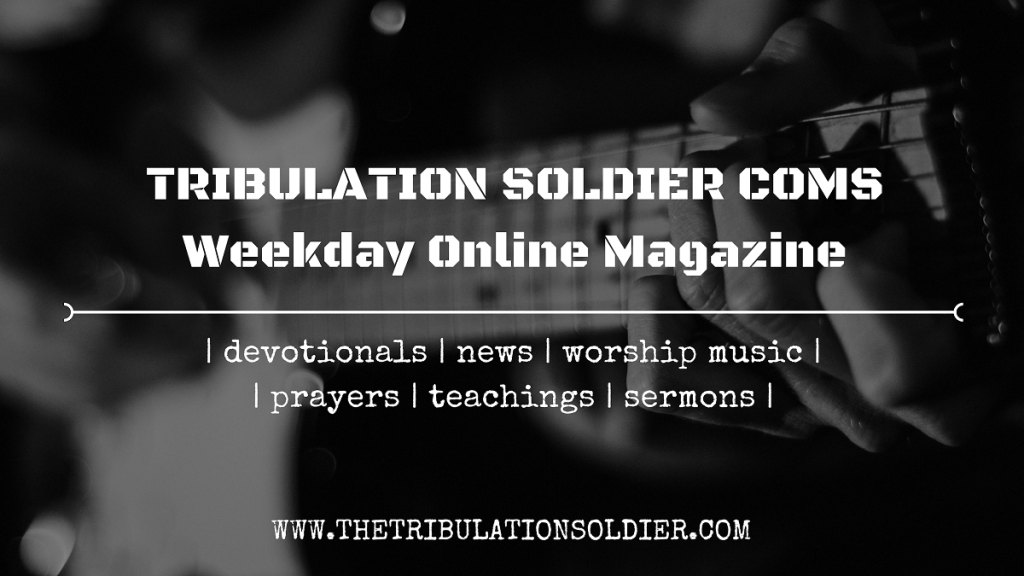 The Tribulation Soldier Audio Suite Image