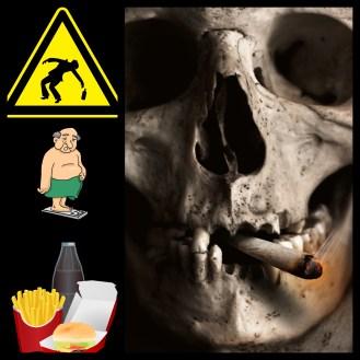 Unhealthy lifestyles