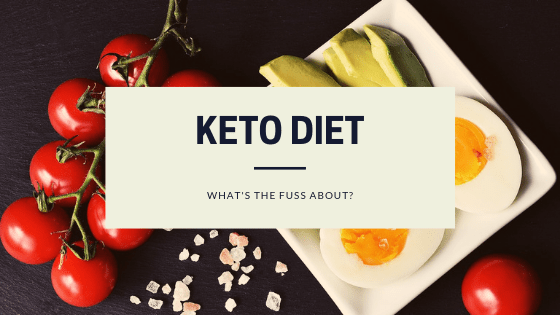 Keto diet: What's the fuss about