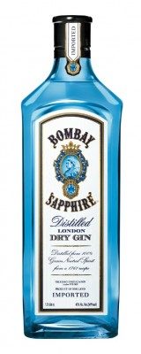 Bombay Sapphire – the gin that made me a gin drinker