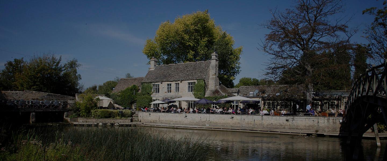 The Trout Inn Pub Amp Restaurant In Wolvercote Oxfordshire