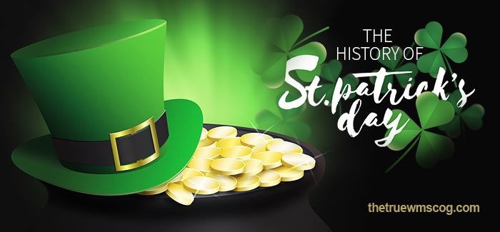 2c985793 The History of St. Patrick's Day - The True WMSCOG