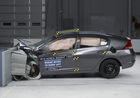 The best it's ever looked. Photo courtesy IIHS.