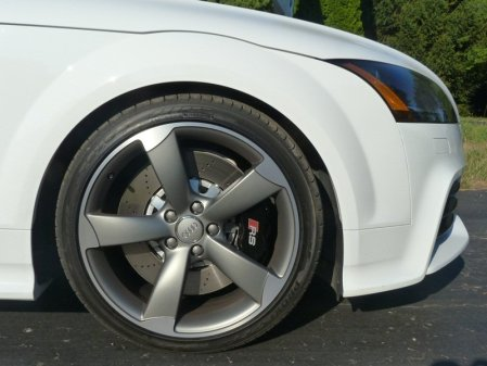 TT RS wheel, photo courtesy Michael Karesh