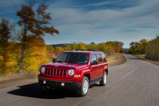 2014 Jeep Patriot Chrysler Photo
