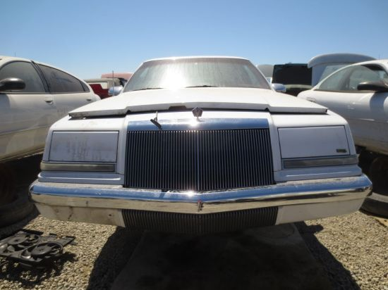 35 - 1992 Chrysler Imperial Down On The Junkyard - Picture courtesy of Murilee Martin